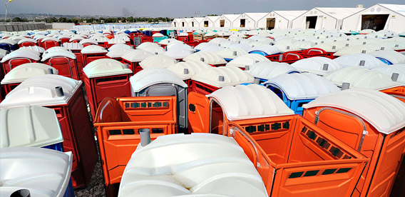 Champion Portable Toilets in Wilton Manors,  FL